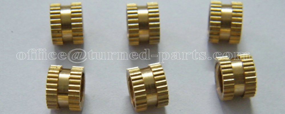 China brass straight knurled coupling nuts manufacturer